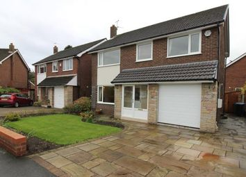 Thumbnail 4 bed detached house for sale in Vaudrey Drive, Cheadle Hulme, Cheadle
