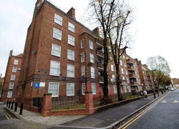Thumbnail 3 bedroom flat for sale in Staplehurst House, Pembury Estate, Clarence Road, London