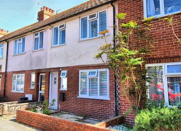 Thumbnail 2 bed terraced house for sale in Guardswell Place, Seaford, East Sussex