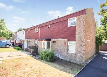 Thumbnail 3 bed end terrace house for sale in Flaxlands Court, Abington, Northampton