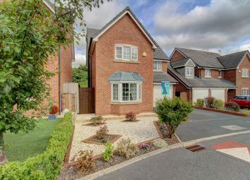 Thumbnail 4 bed detached house for sale in The Hawthorns, Cabus, Preston