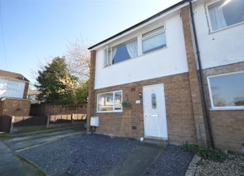 Thumbnail 3 bed end terrace house to rent in Mellock Close, Little Neston, Neston