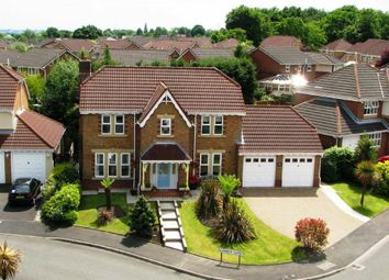 Thumbnail 4 bedroom detached house for sale in Aire Drive, Turton Heights, Bradshaw