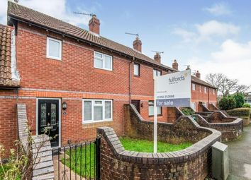 Thumbnail 3 bed terraced house for sale in Vaughan Rise, Exeter