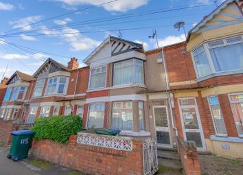 Thumbnail 2 bed terraced house for sale in Somerset Road, Coventry