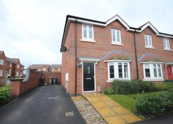 Thumbnail 3 bed semi-detached house for sale in Scropton Road, Hatton, Derby