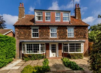 Thumbnail 5 bed detached house for sale in Manor Road, Dersingham, King's Lynn