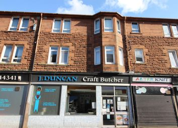 Thumbnail 2 bed flat for sale in King Street, Port Glasgow