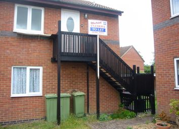 Thumbnail 1 bedroom flat to rent in Hainault Avenue, Giffard Park, Milton Keynes