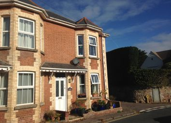 Thumbnail 3 bed terraced house to rent in Cotmaton Road, Sidmouth