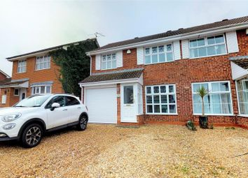 Thumbnail 3 bed semi-detached house for sale in Stoneberry Road, Whitchurch, Bristol