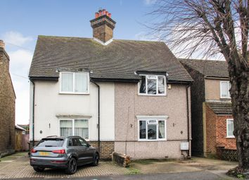 Thumbnail 3 bed semi-detached house for sale in Invicta Road, Dartford