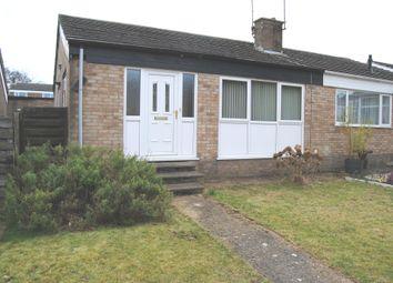 Thumbnail 2 bedroom semi-detached bungalow for sale in Sherborne Road, Bury St. Edmunds