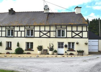 Thumbnail 3 bed detached house for sale in 56490 Ménéac, Morbihan, Brittany, France