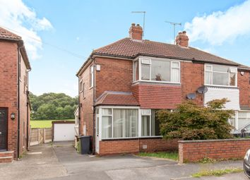 Thumbnail 3 bedroom semi-detached house for sale in Parkland Gardens, Meanwood, Leeds
