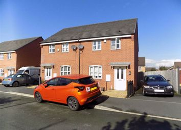 Thumbnail 3 bed semi-detached house for sale in Flemish Crescent, Gorton, Manchester