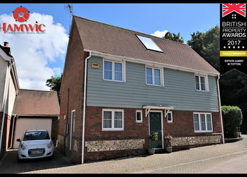 Thumbnail 3 bed detached house for sale in Ambrose Corner, Lymington