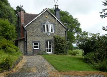 Thumbnail 3 bed detached house to rent in Bwlch-Y-Cibau, Llanfyllin