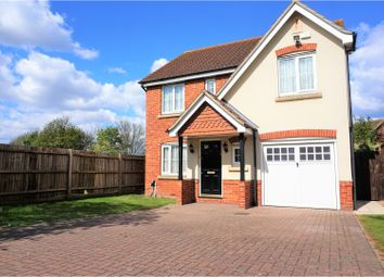Thumbnail 4 bedroom detached house for sale in The Green, Dartford