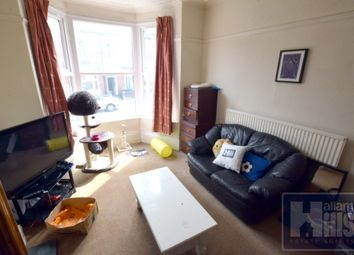 Thumbnail 4 bedroom terraced house to rent in Peveril Road, Sheffield, South Yorkshire