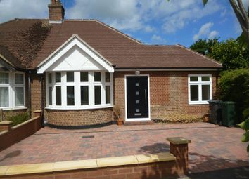 Thumbnail 3 bed bungalow for sale in Elmgate Gardens, Edgware