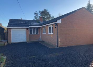 Thumbnail 3 bedroom detached bungalow to rent in Glebelands, Alnwick, Northumberland