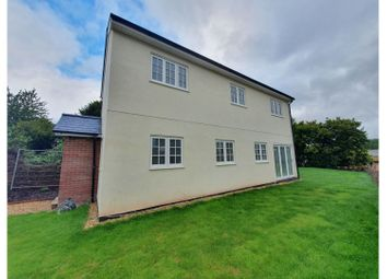 4 bed detached house for sale in 13B Middle Mill Lane, Cullompton EX15
