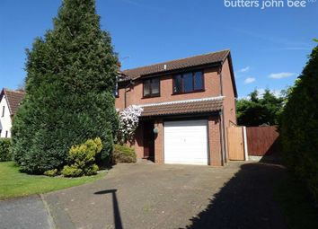 Thumbnail 4 bed property for sale in Meadow Close, Shavington, Crewe