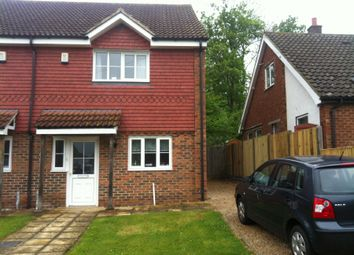Thumbnail 5 bedroom semi-detached house to rent in Downs Road, Canterbury