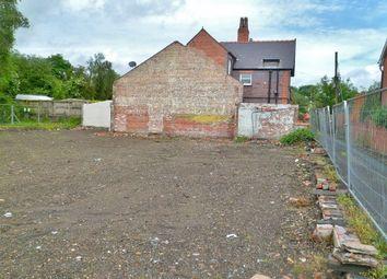 Thumbnail Land for sale in Llangollen Road, Acrefair, Wrexham