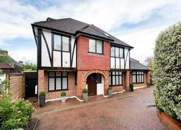 Thumbnail 5 bed detached house for sale in Hankins Lane, London