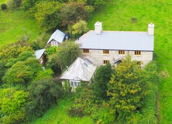 Thumbnail 4 bed detached house for sale in Higher Dunstone, Widecombe