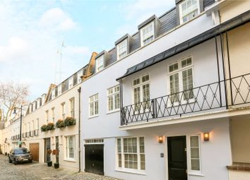 Thumbnail 3 bed property for sale in Eaton Mews North, London