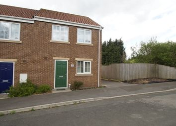 Thumbnail 2 bed semi-detached house for sale in The Crescent, West Rainton, Houghton Le Spring