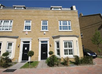 Thumbnail 4 bed semi-detached house for sale in Lendy Place, Sunbury On Thames, Middlesex