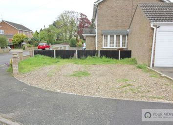Thumbnail Land for sale in Fellowes Drive, Bradwell, Great Yarmouth