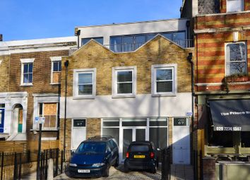 Thumbnail 2 bed flat to rent in Dulwich Road, Brockwell Park
