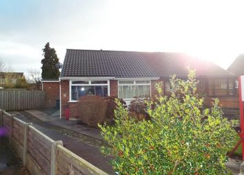 Thumbnail 3 bed bungalow for sale in Dunster Road, Worsley, Manchester, Greater Manchester