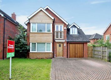 Thumbnail 4 bed detached house for sale in Pradoe View, West Felton, Oswestry