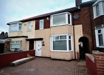 Thumbnail 3 bed terraced house for sale in Priory Road, Middlesbrough