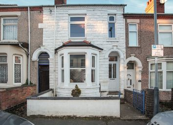 Thumbnail 2 bed terraced house for sale in Cambridge Street, Rugby