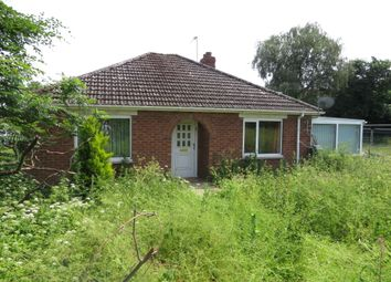 Thumbnail 3 bed detached bungalow for sale in Parliament Lane, Great Hockham, Thetford