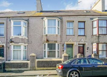 Thumbnail 3 bed terraced house for sale in Moreton Road, Holyhead, Sir Ynys Mon