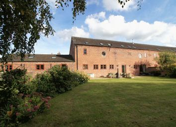 Thumbnail 4 bed barn conversion for sale in London Road, Holmes Chapel, Crewe