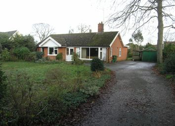 Thumbnail 3 bed detached bungalow for sale in Upper Olland Street, Bungay