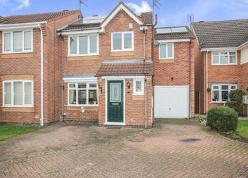 Thumbnail 3 bedroom semi-detached house for sale in Flamingo Drive, Whetstone, Leicester