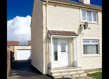 Thumbnail 2 bed semi-detached house to rent in Bringan Road, Kilmarnock
