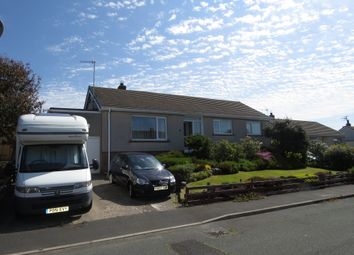 Thumbnail 3 bed detached bungalow for sale in Station Crescent, Beckermet, Cumbria