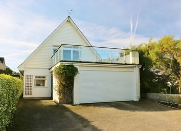 Thumbnail 4 bedroom detached house for sale in Sandy Lane, Harlyn Bay