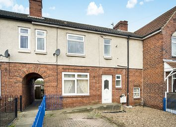 Thumbnail 3 bed terraced house for sale in Fryston Road, Airedale, Castleford